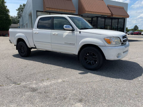 2005 Toyota Tundra for sale at Ron's Used Cars in Sumter SC