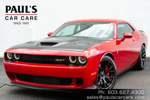 2015 Dodge Challenger for sale at Paul's Car Care in Manchester NH