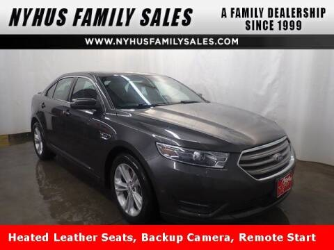 2017 Ford Taurus for sale at Nyhus Family Sales in Perham MN