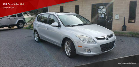 2009 Hyundai Elantra for sale at 220 Auto Sales LLC in Madison NC