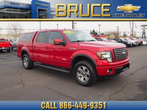2011 Ford F-150 for sale at Medium Duty Trucks at Bruce Chevrolet in Hillsboro OR