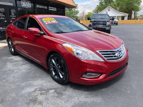 2013 Hyundai Azera for sale at Houser & Son Auto Sales in Blountville TN