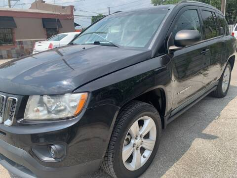 2012 Jeep Compass for sale at FAIR DEAL AUTO SALES INC in Houston TX