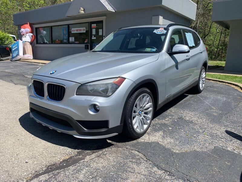 2015 BMW X1 for sale at B & P Motors LTD in Glenshaw PA
