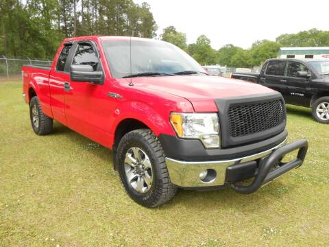 2011 Ford F-150 for sale at Jeff's Auto Wholesale in Summerville SC