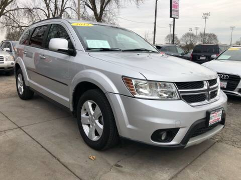 2012 Dodge Journey for sale at Direct Auto Sales in Milwaukee WI