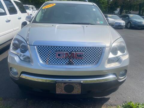 2008 GMC Acadia for sale at Right Choice Automotive in Rochester NY