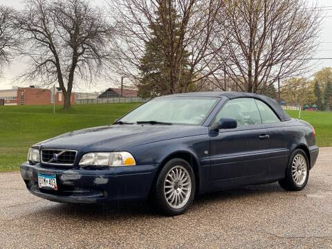 2004 Volvo C70 for sale at Tonka Auto & Truck in Mound MN