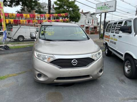 2011 Nissan Quest for sale at Chambers Auto Sales LLC in Trenton NJ