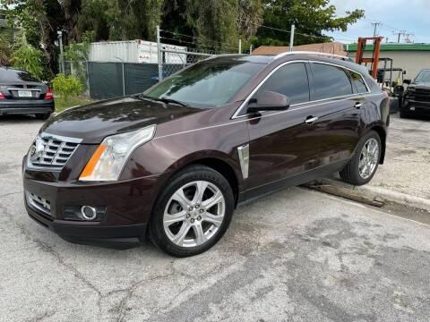 2015 Cadillac SRX for sale at D & P OF MIAMI CORP in Miami FL