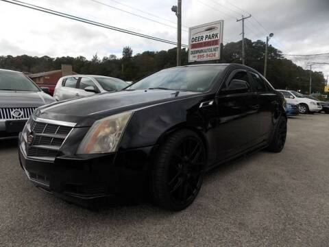2011 Cadillac CTS for sale at Deer Park Auto Sales Corp in Newport News VA