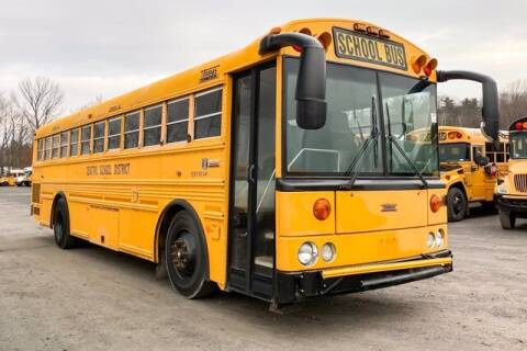 2007 Thomas Built Buses Saf-T-Liner HDX