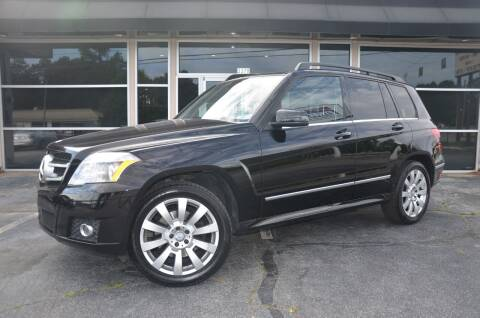 2012 Mercedes-Benz GLK for sale at Amyn Motors Inc. in Tucker GA
