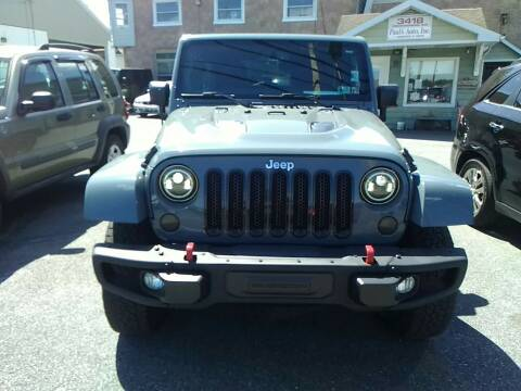 2013 Jeep Wrangler Unlimited for sale at Paul's Auto Inc in Bethlehem PA