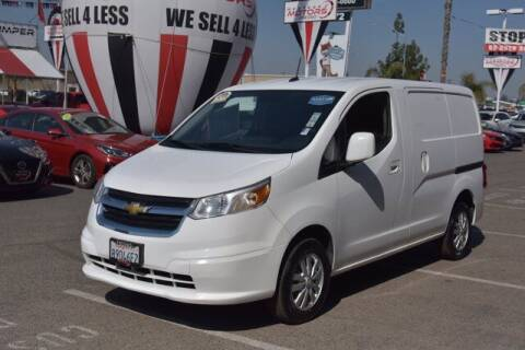 2017 Chevrolet City Express Cargo for sale at Choice Motors in Merced CA
