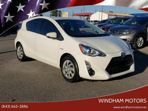 2015 Toyota Prius c for sale at Windham Motors in Florence SC