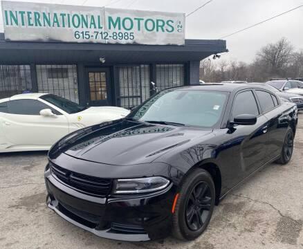 2015 Dodge Charger for sale at International Motors Inc. in Nashville TN