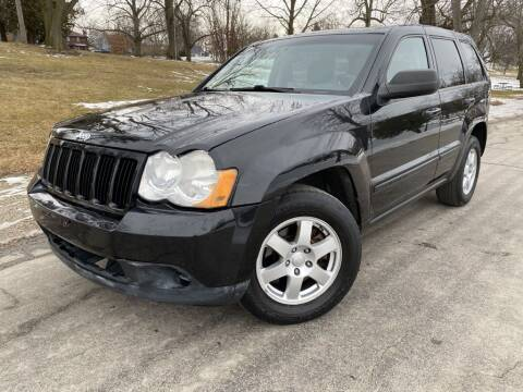 2008 Jeep Grand Cherokee for sale at Bloomington Auto Sales in Bloomington IL