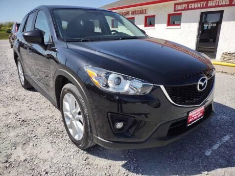 2013 Mazda CX-5 for sale at Sarpy County Motors in Springfield NE