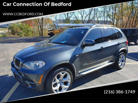 2011 BMW X5 for sale at Car Connection of Bedford in Bedford OH