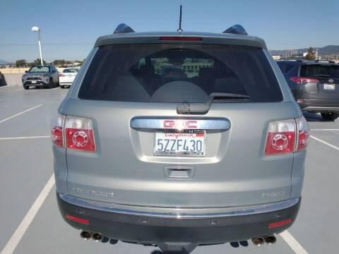 2007 GMC Acadia for sale at AUCTION SERVICES OF CALIFORNIA in El Dorado CA