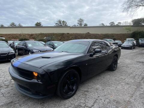 2016 Dodge Challenger for sale at Car Online in Roswell GA