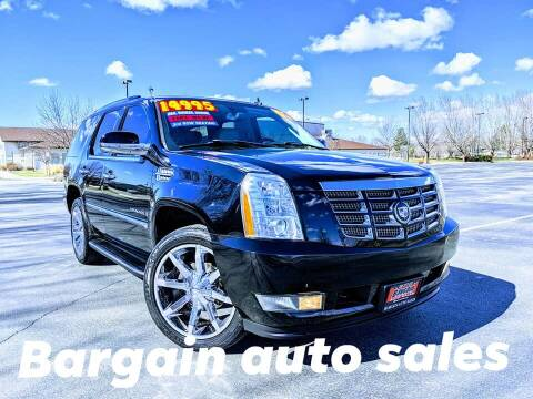 2007 Cadillac Escalade for sale at Bargain Auto Sales LLC in Garden City ID
