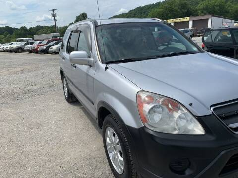 2005 Honda CR-V for sale at Ron Motor Inc. in Wantage NJ
