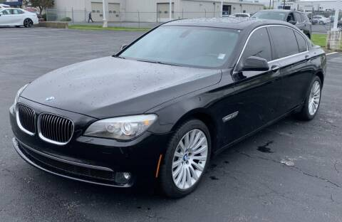 2011 BMW 7 Series for sale at Diamond Automobile Exchange in Woodbridge VA