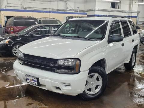 2003 Chevrolet TrailBlazer for sale at Car Planet Inc. in Milwaukee WI