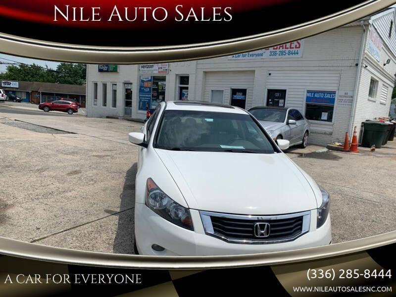 2010 Honda Accord for sale in Greensboro, NC