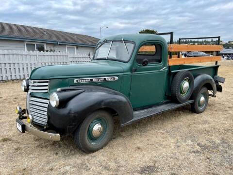 1946 GMC 100 for sale at Drager's International Classic Sales in Burlington WA