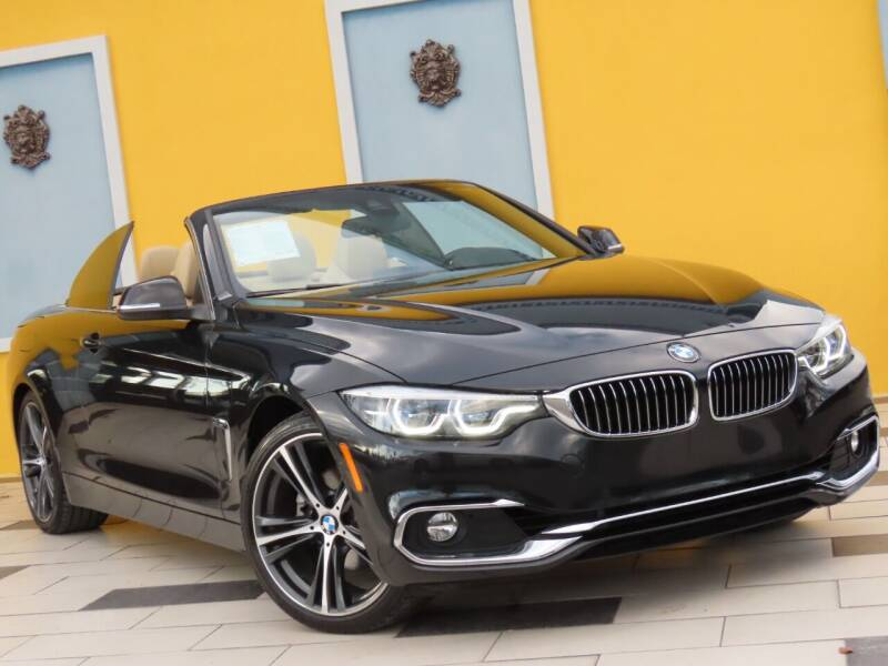 2018 BMW 4 Series for sale at Paradise Motor Sports LLC in Lexington KY