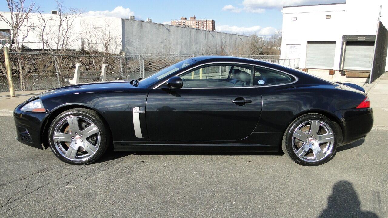 2009 Jaguar XK-Series XKR Coupe RWD