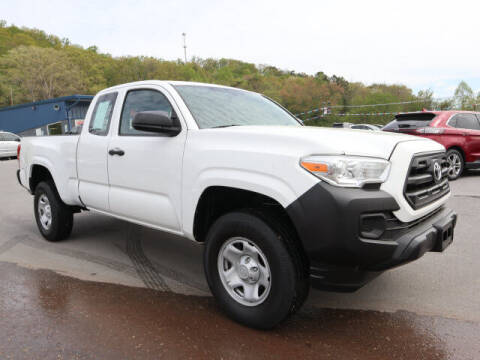 2016 Toyota Tacoma for sale at Viles Automotive in Knoxville TN
