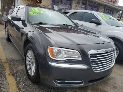2013 Chrysler 300 for sale at USA Auto Brokers in Houston TX