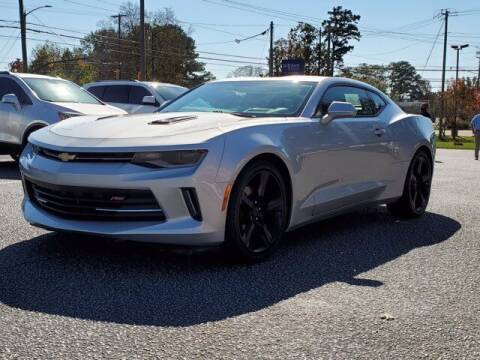2017 Chevrolet Camaro for sale at Gentry & Ware Motor Co. in Opelika AL