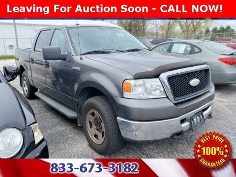 2007 Ford F-150 for sale at Glenbrook Dodge Chrysler Jeep Ram and Fiat in Fort Wayne IN