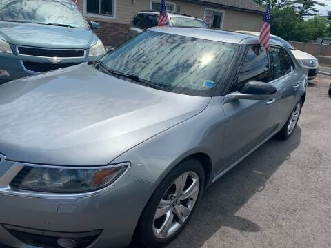 2011 Saab 9-5 for sale at Primary Motors Inc in Commack NY