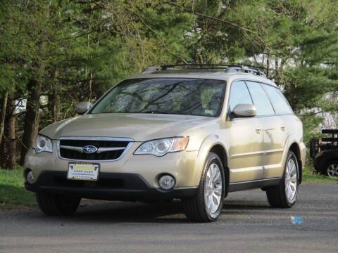 2008 Subaru Outback for sale at Loudoun Used Cars in Leesburg VA