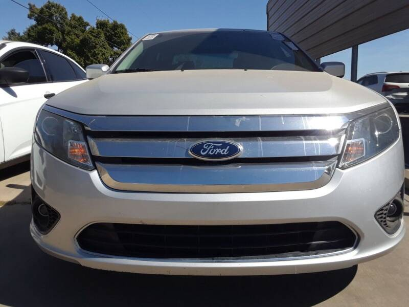 2012 Ford Fusion for sale at Auto Haus Imports in Grand Prairie TX