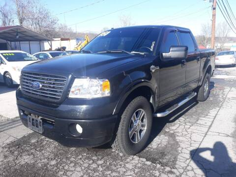 2007 Ford F-150 for sale at Rocket Center Auto Sales in Mount Carmel TN