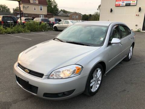 2008 Chevrolet Impala for sale at MAGIC AUTO SALES in Little Ferry NJ