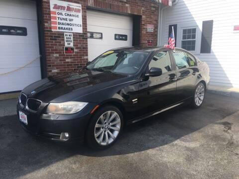 2011 BMW 3 Series for sale at 5 Corner Auto Sales Inc. in Brockton MA