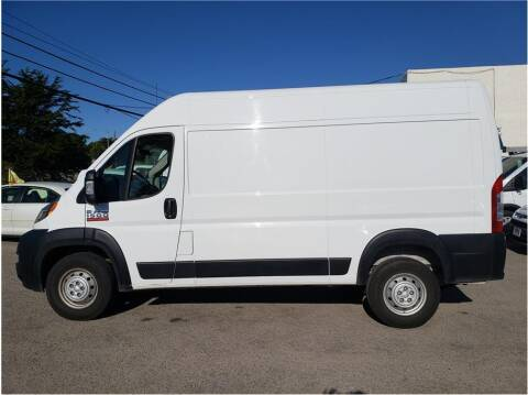 2020 RAM ProMaster Cargo for sale at Dealers Choice Inc in Farmersville CA