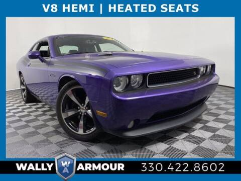 2014 Dodge Challenger for sale at Wally Armour Chrysler Dodge Jeep Ram in Alliance OH