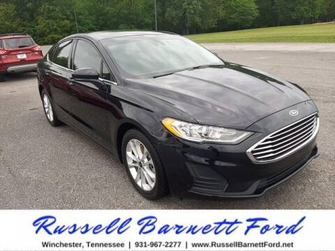 2019 Ford Fusion for sale at Oskar  Sells Cars in Winchester TN