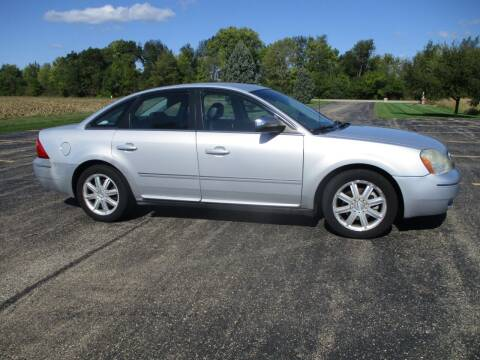 2005 Ford Five Hundred for sale at Crossroads Used Cars Inc. in Tremont IL