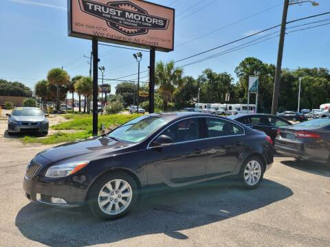 2013 Buick Regal for sale at Trust Motors in Jacksonville FL
