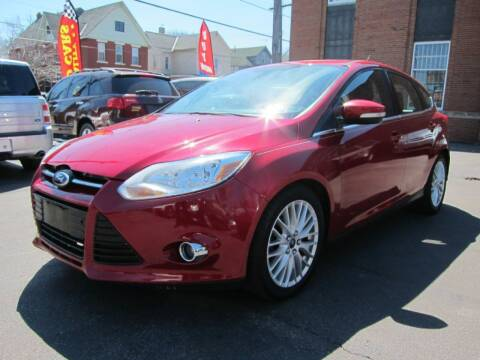2012 Ford Focus for sale at DRIVE TREND in Cleveland OH